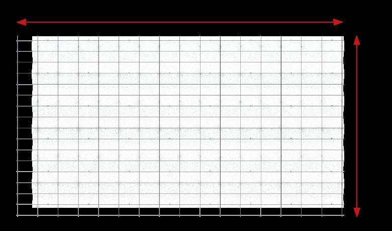 Medidas de paneles sate, aislamiento térmico