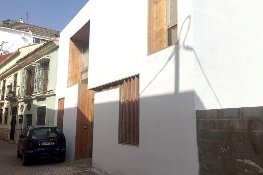 Rehabilitación SATE de edificio en Málaga
